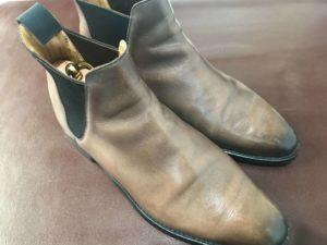 革靴にはまるきっかけになったチェルシー8
