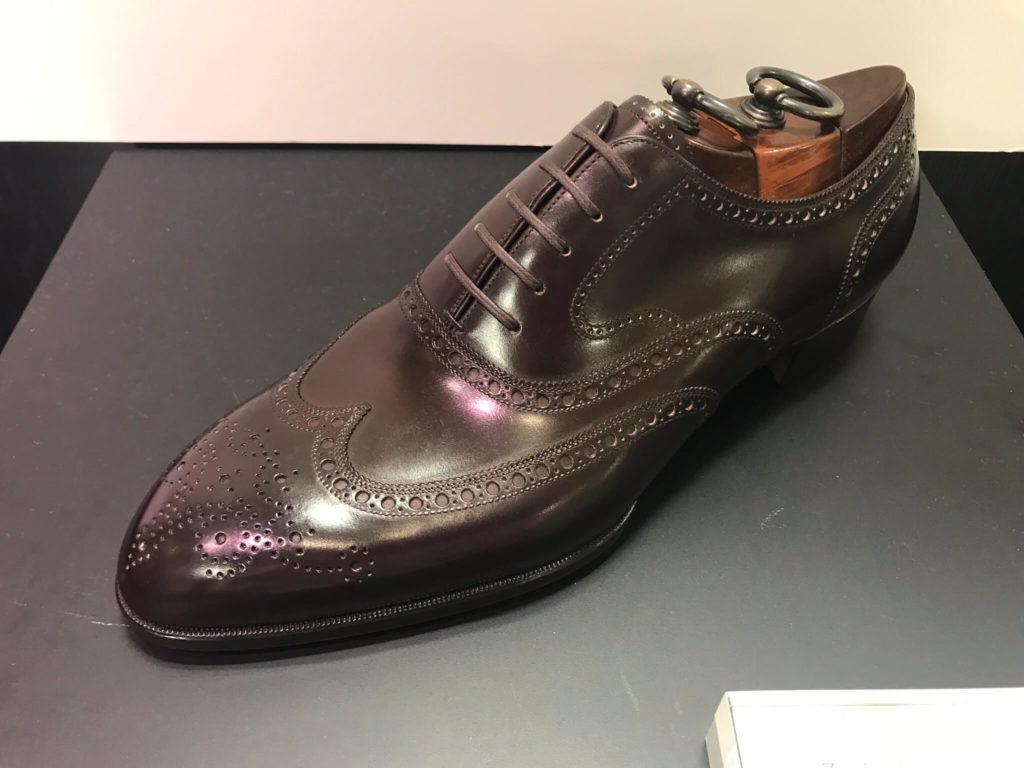 オーソドックスな王道靴