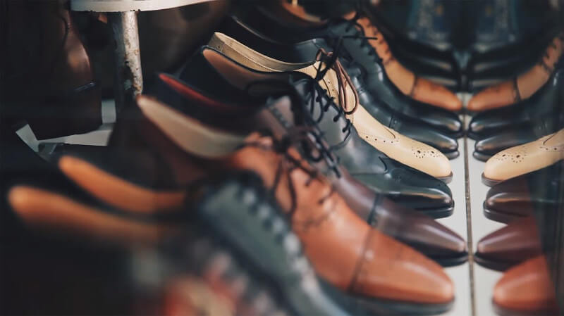 必要な革靴の数