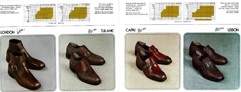 アレンエドモンズの1976年のカタログ