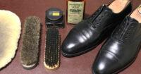 中級車以上向けの靴磨きのやり方