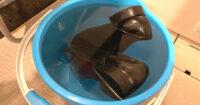 革靴の正しい洗い方