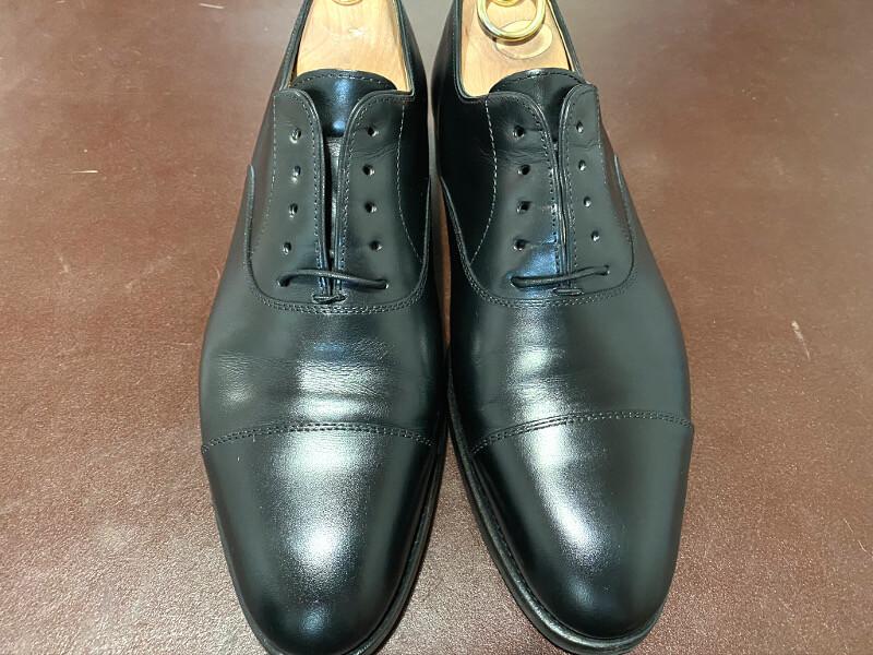 お手軽靴磨きと比較