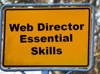 Webディレクターに求められる5つの必須スキル