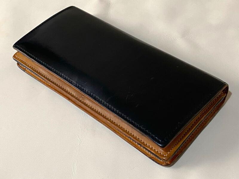 愛用して7年のココマイスターの長財布